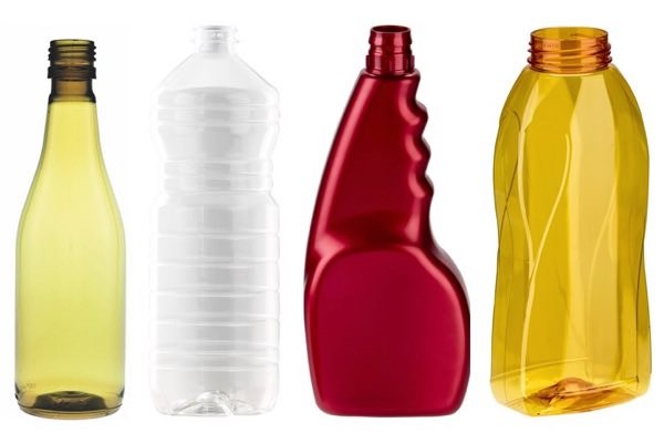 PDG Plastiques PET bottles, cans, flask & containers