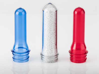 Preformes couleur PDG Plastiques