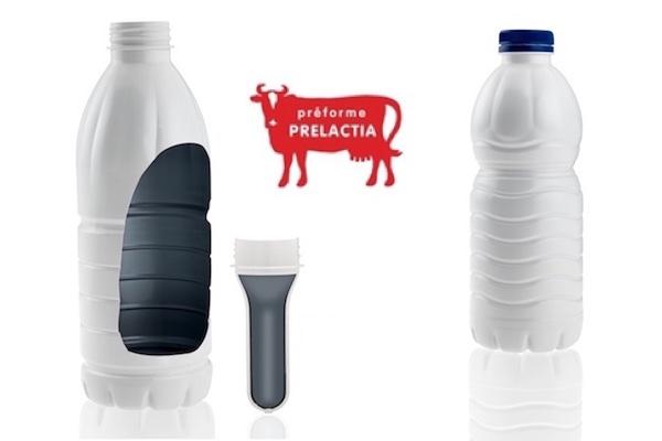 Préformes Prélactia par PDG Plastiques